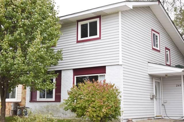 245 Grissom Lane, Hoffman Estates, IL 60169 (MLS #10464065) :: Angela Walker Homes Real Estate Group