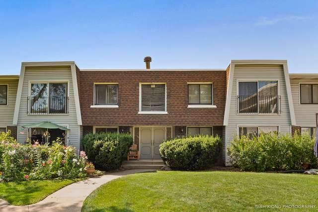 2711 Hobson Road #7, Woodridge, IL 60517 (MLS #10464200) :: The Wexler Group at Keller Williams Preferred Realty