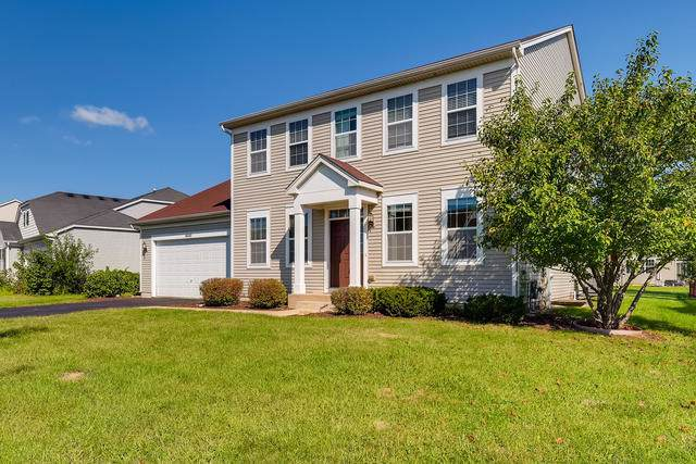 4645 Mclaren Drive, Oswego, IL 60543 (MLS #10464231) :: O'Neil Property Group
