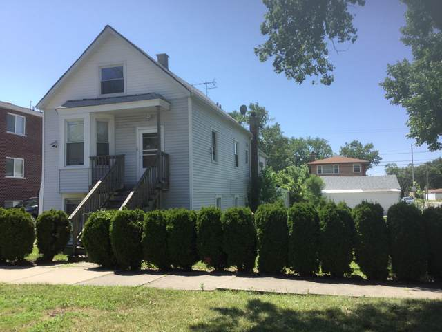12602 S Honore Street, Calumet Park, IL 60827 (MLS #10464366) :: The Perotti Group | Compass Real Estate