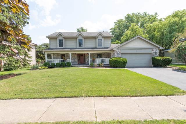 1230 Springdale Circle, Naperville, IL 60564 (MLS #10464440) :: The Wexler Group at Keller Williams Preferred Realty