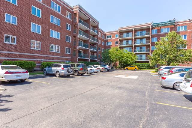 5340 N Lowell Avenue #313, Chicago, IL 60630 (MLS #10464493) :: Baz Realty Network | Keller Williams Elite
