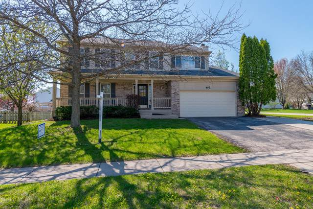 405 Harbor Drive, Carpentersville, IL 60110 (MLS #10464530) :: Angela Walker Homes Real Estate Group