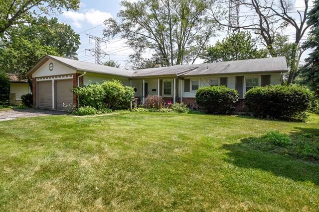 601 Walnut Lane, Elk Grove Village, IL 60007 (MLS #10464593) :: The Wexler Group at Keller Williams Preferred Realty
