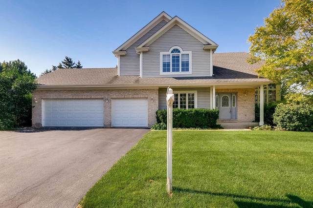 1110 Erica Drive, Wauconda, IL 60084 (MLS #10464633) :: Angela Walker Homes Real Estate Group