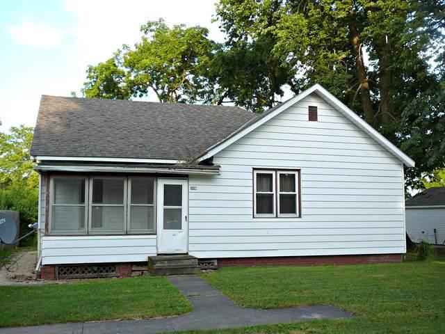 307 S Columbus Street, Ransom, IL 60470 (MLS #10464752) :: Touchstone Group