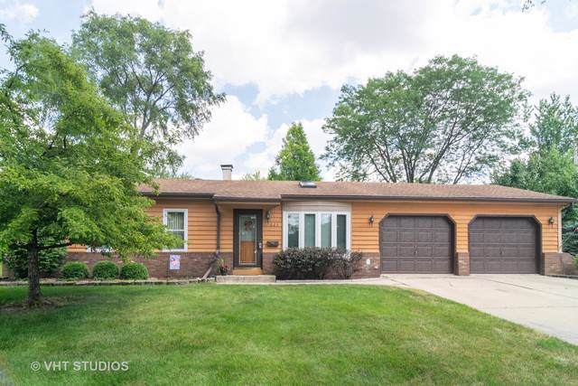 223 Willow Road, Streamwood, IL 60107 (MLS #10464831) :: Angela Walker Homes Real Estate Group