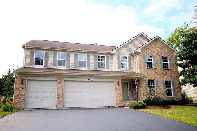 2257 Moser Lane, Algonquin, IL 60102 (MLS #10465294) :: Ryan Dallas Real Estate