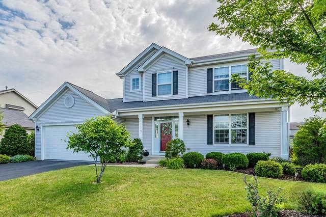 3265 Thomas Lane, Montgomery, IL 60538 (MLS #10465329) :: Property Consultants Realty