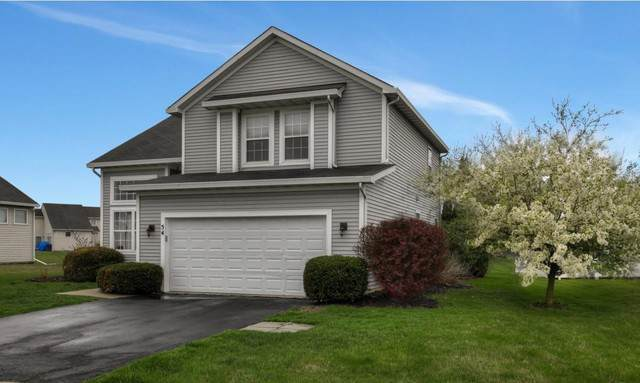 54 Moonlight Road, Matteson, IL 60443 (MLS #10465347) :: The Wexler Group at Keller Williams Preferred Realty