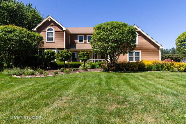 24140 S Schoolhouse Road, Manhattan, IL 60442 (MLS #10465471) :: Property Consultants Realty
