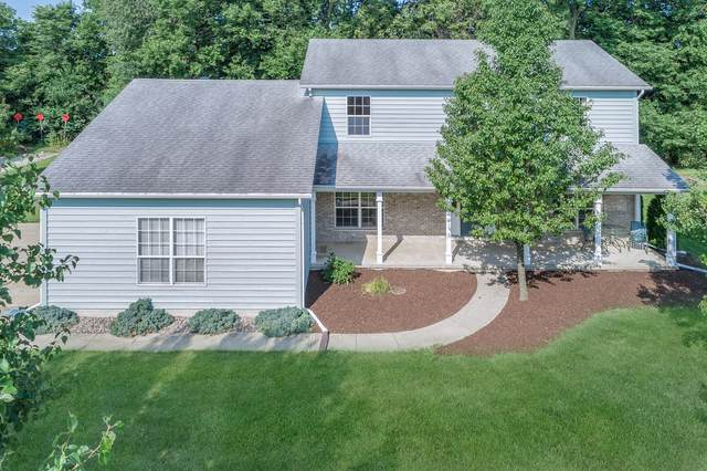 1399 Coral Berry Court, Yorkville, IL 60560 (MLS #10465597) :: BNRealty
