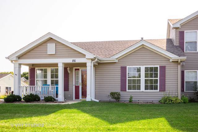 86 Mandy Lane #89, Oswego, IL 60543 (MLS #10465846) :: The Wexler Group at Keller Williams Preferred Realty