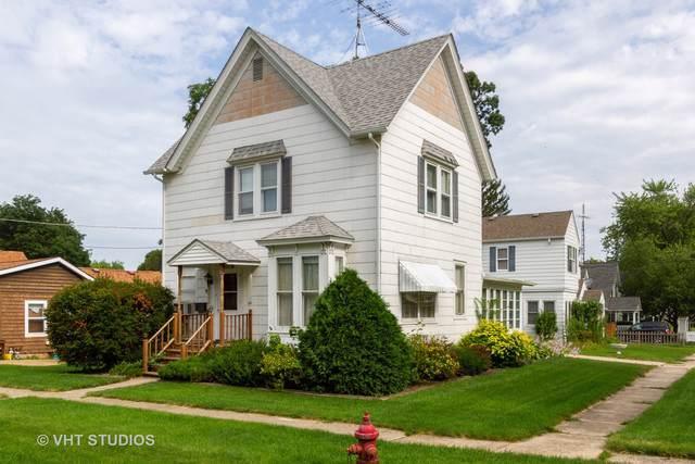 201 W Blackman Street, Harvard, IL 60033 (MLS #10466295) :: Ryan Dallas Real Estate
