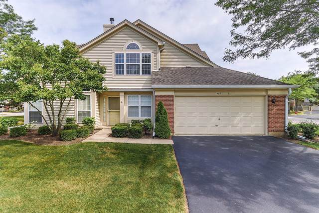 402 Cromwell Circle #1, Bartlett, IL 60103 (MLS #10466302) :: Angela Walker Homes Real Estate Group