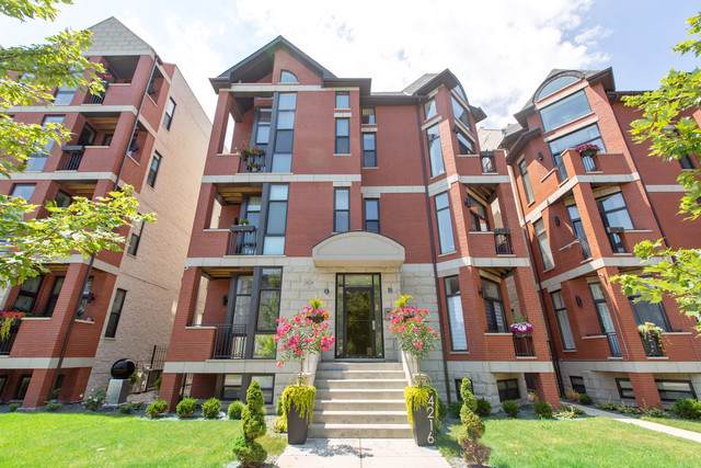 4216 S Ellis Avenue 1S, Chicago, IL 60653 (MLS #10466403) :: Property Consultants Realty