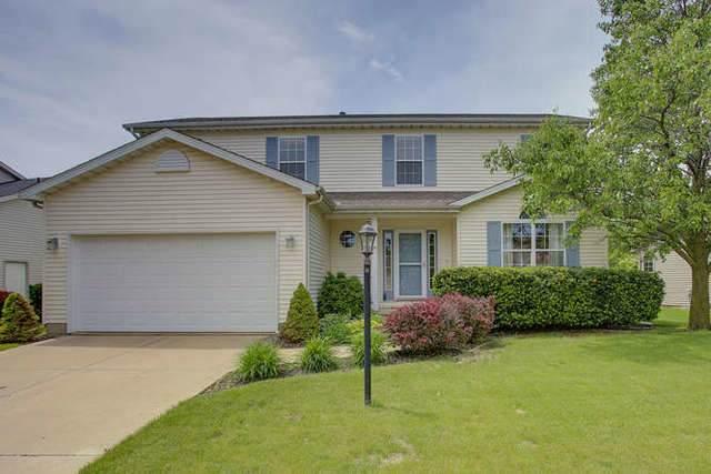 607 E Tomaras Avenue, Savoy, IL 61874 (MLS #10466532) :: Ryan Dallas Real Estate