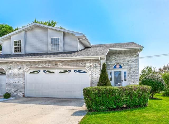 218 Ravinia Drive, Shorewood, IL 60404 (MLS #10466627) :: Angela Walker Homes Real Estate Group