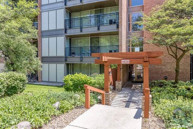 6020 Oakwood Drive 4D, Lisle, IL 60532 (MLS #10466882) :: Angela Walker Homes Real Estate Group