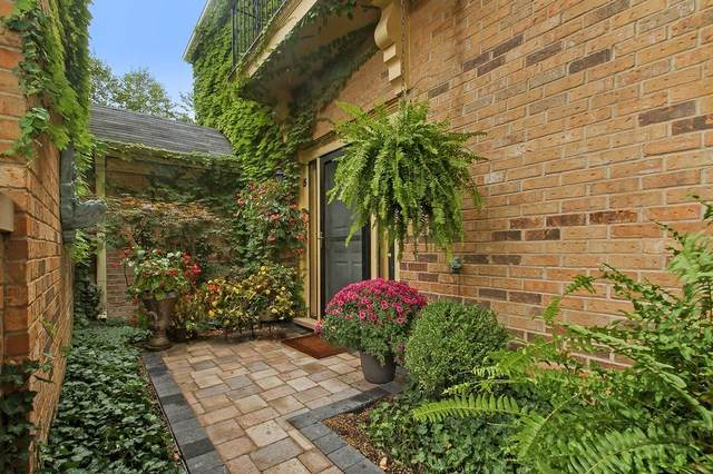 5 The Court Of Bayview Court, Northbrook, IL 60062 (MLS #10467004) :: The Spaniak Team