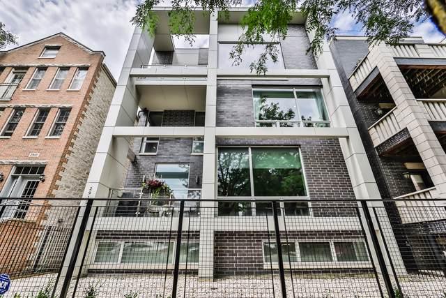 2912 N Damen Avenue 2E, Chicago, IL 60618 (MLS #10467201) :: Berkshire Hathaway HomeServices Snyder Real Estate