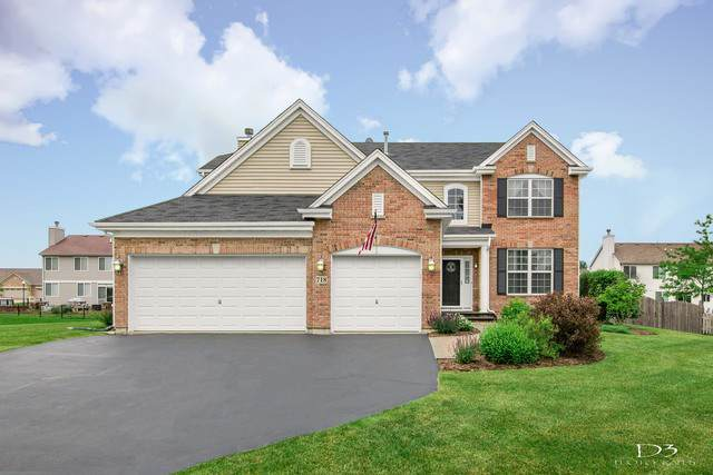 718 James Drive, Hampshire, IL 60140 (MLS #10467701) :: Angela Walker Homes Real Estate Group