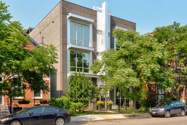 1918 W Armitage Avenue 1A, Chicago, IL 60622 (MLS #10467768) :: Touchstone Group
