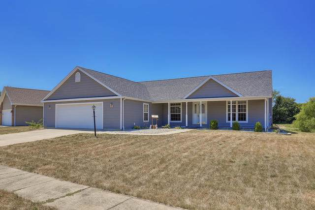 503 Red Bud Drive, Mahomet, IL 61853 (MLS #10467777) :: Property Consultants Realty