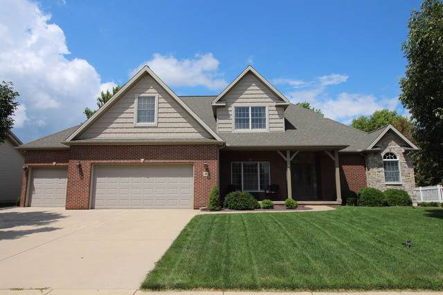 6 Deerfield Court, Bloomington, IL 61704 (MLS #10467796) :: Berkshire Hathaway HomeServices Snyder Real Estate