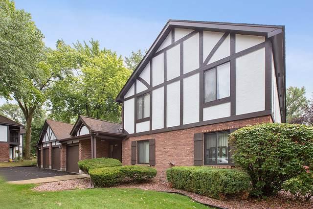 8235 Juniper Court 35C, Palos Hills, IL 60465 (MLS #10467832) :: Angela Walker Homes Real Estate Group