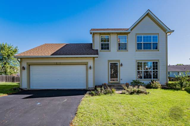 2158 Kyla Court, Montgomery, IL 60538 (MLS #10467857) :: The Wexler Group at Keller Williams Preferred Realty