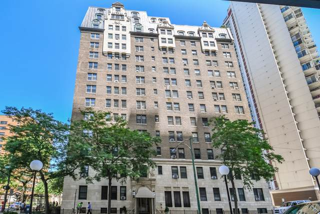 6101 N Sheridan Road 7C, Chicago, IL 60660 (MLS #10467883) :: The Wexler Group at Keller Williams Preferred Realty