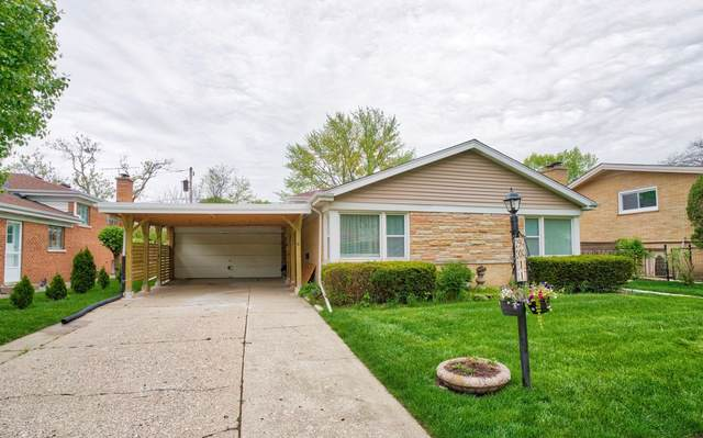 9011 Kilbourn Avenue, Skokie, IL 60076 (MLS #10467952) :: Angela Walker Homes Real Estate Group