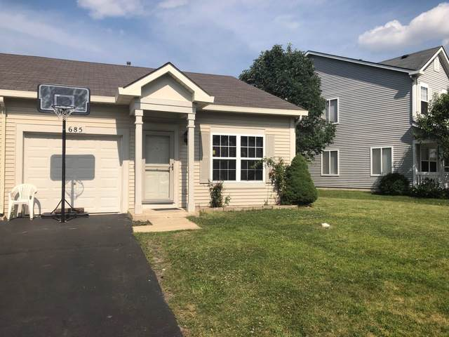 685 Zachary Drive, Romeoville, IL 60446 (MLS #10468160) :: Berkshire Hathaway HomeServices Snyder Real Estate