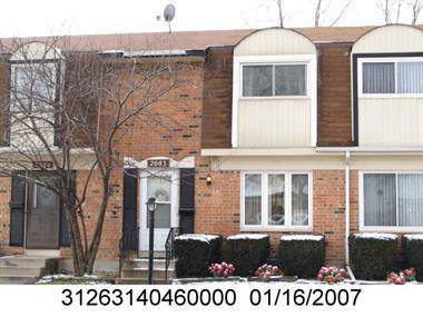 2083 Euclid Lane, Richton Park, IL 60471 (MLS #10468389) :: The Wexler Group at Keller Williams Preferred Realty