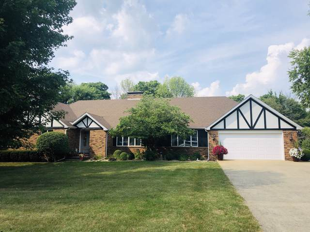 12170 Maple Hill Drive, Farmer City, IL 61842 (MLS #10468638) :: Berkshire Hathaway HomeServices Snyder Real Estate