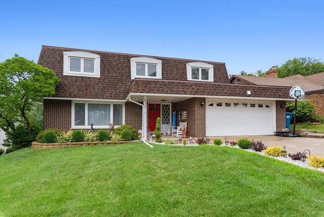 9136 Stratford Lane, Palos Hills, IL 60465 (MLS #10468901) :: The Wexler Group at Keller Williams Preferred Realty
