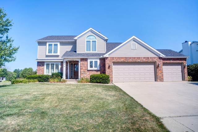 1308 Ironwood Cc Drive, Normal, IL 61761 (MLS #10469103) :: Berkshire Hathaway HomeServices Snyder Real Estate