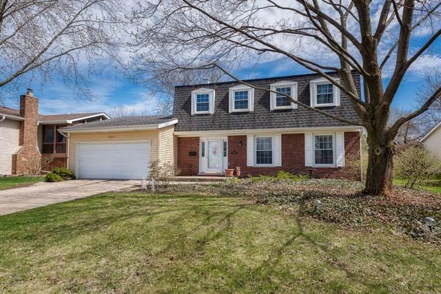 2205 Bradford Drive, Wheaton, IL 60189 (MLS #10469392) :: Angela Walker Homes Real Estate Group