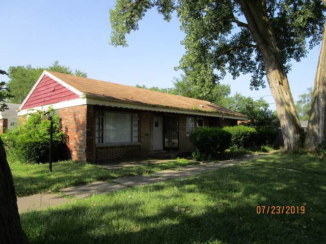 12600 S Ada Street, Calumet Park, IL 60827 (MLS #10469441) :: The Perotti Group | Compass Real Estate