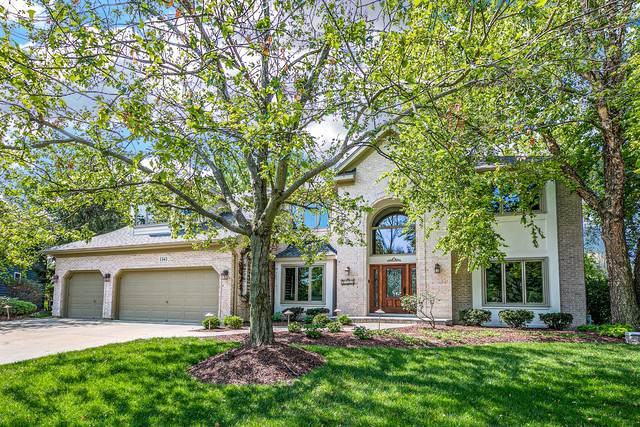 1343 Dryden Court, Naperville, IL 60564 (MLS #10469492) :: The Wexler Group at Keller Williams Preferred Realty
