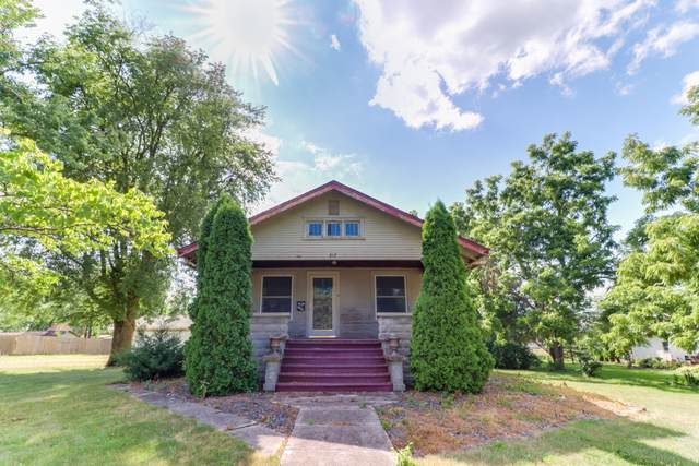 217 N Letcher Street, Chenoa, IL 61726 (MLS #10469533) :: Property Consultants Realty