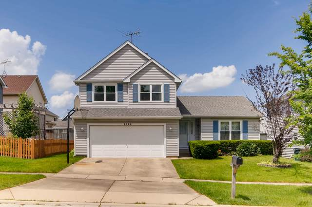 1280 Sumac Trail, Hoffman Estates, IL 60192 (MLS #10469674) :: The Wexler Group at Keller Williams Preferred Realty