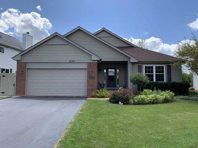 2155 Columbine Court, Round Lake, IL 60073 (MLS #10469676) :: The Wexler Group at Keller Williams Preferred Realty