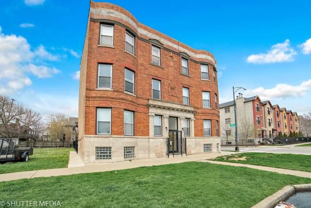 5902 S Prairie Avenue #2, Chicago, IL 60637 (MLS #10469799) :: Angela Walker Homes Real Estate Group