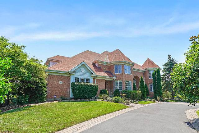 46 Willow Bay Drive, South Barrington, IL 60010 (MLS #10470037) :: Century 21 Affiliated