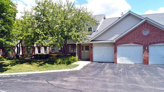 225 Columbia Court #7, Schaumburg, IL 60193 (MLS #10470170) :: Ani Real Estate