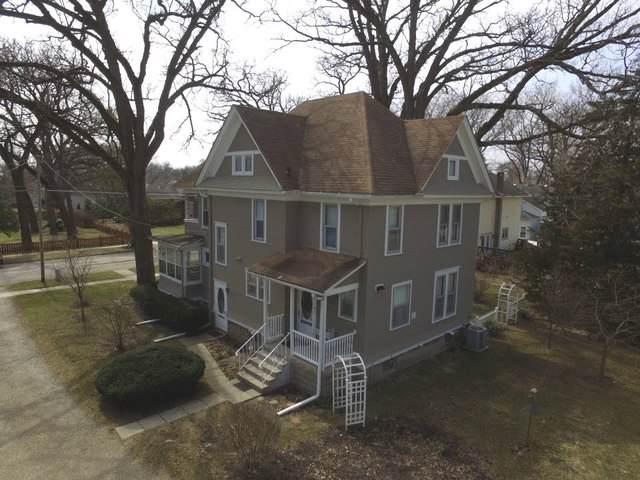 428 E Mckinley Street, Hinckley, IL 60520 (MLS #10470196) :: Angela Walker Homes Real Estate Group
