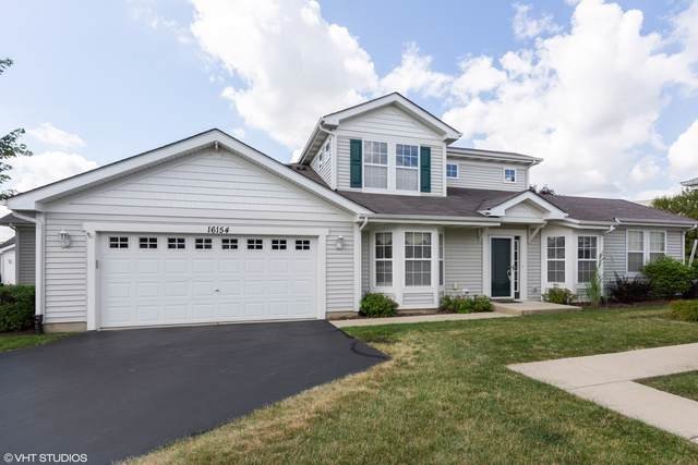 16154 Huron Street, Crest Hill, IL 60403 (MLS #10470379) :: Berkshire Hathaway HomeServices Snyder Real Estate