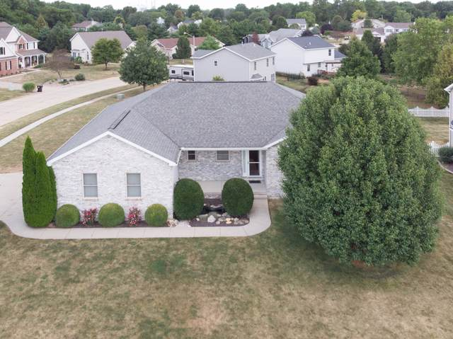 201 Pheasant Lane, Hudson, IL 61748 (MLS #10470482) :: Berkshire Hathaway HomeServices Snyder Real Estate